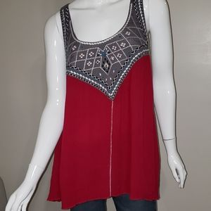 Maurices oversized top size 2